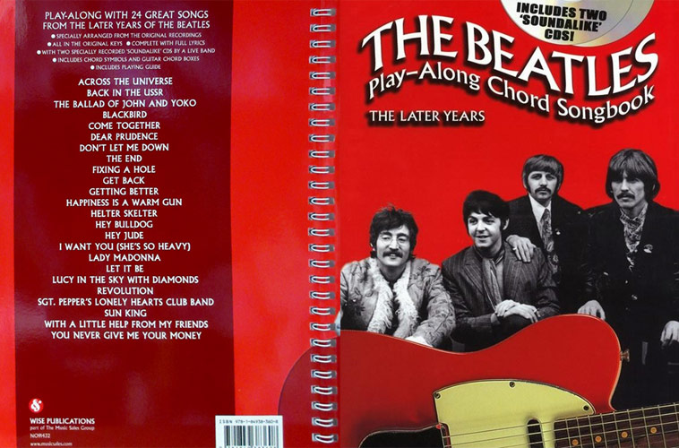 With Access Code The Beatles Deluxe Guitar Play-Along Volume 4