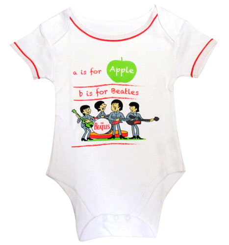 Beatles Merchandise Store Beatles Baby Clothing