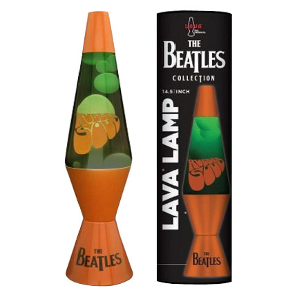 Beatles Merchandise Store - Beatles lava lamps